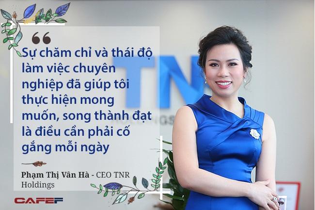 Giám đốc TNR Holdings