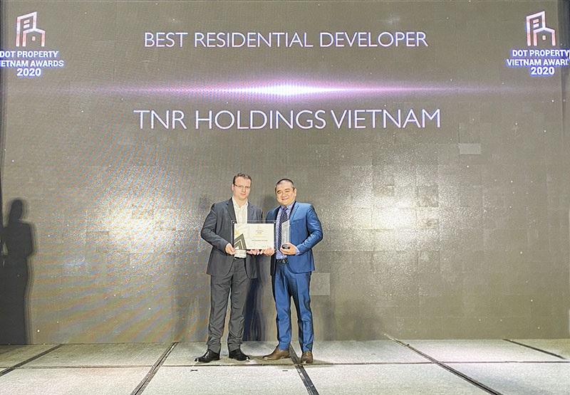Nguyễn Đăng Phương TNR Holdings