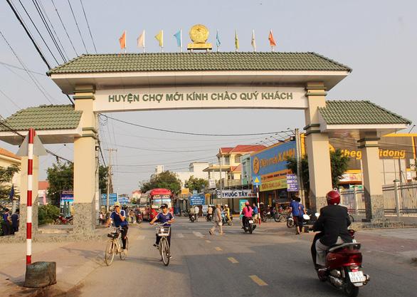 TNR Holdings Vietnam đang ấp ủ và chuẩn bị cho ra mắt một khu đô thị hoàn toàn mới tại huyện Chợ Mới, tỉnh An Giang