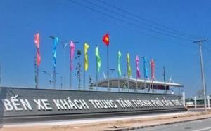 Bến xe trung tâm TPCT