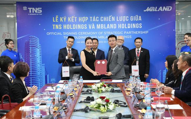 TNS hợp tác với MBLand