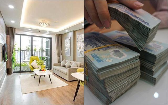 Mua chung cư với thu nhập chỉ từ 20 triệu /tháng