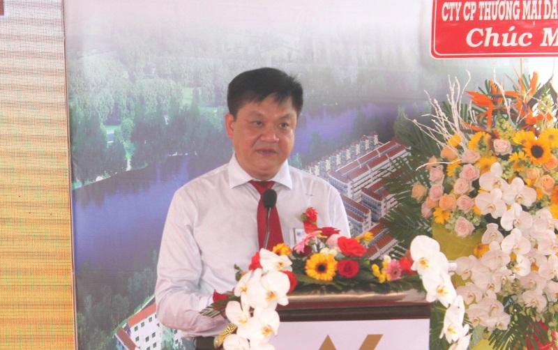 Ông Dương Tấn Hiển, Phó Chủ tịch UBND TP Cần Thơ phát biểu chỉ đạo tại buổi lễ Khởi động